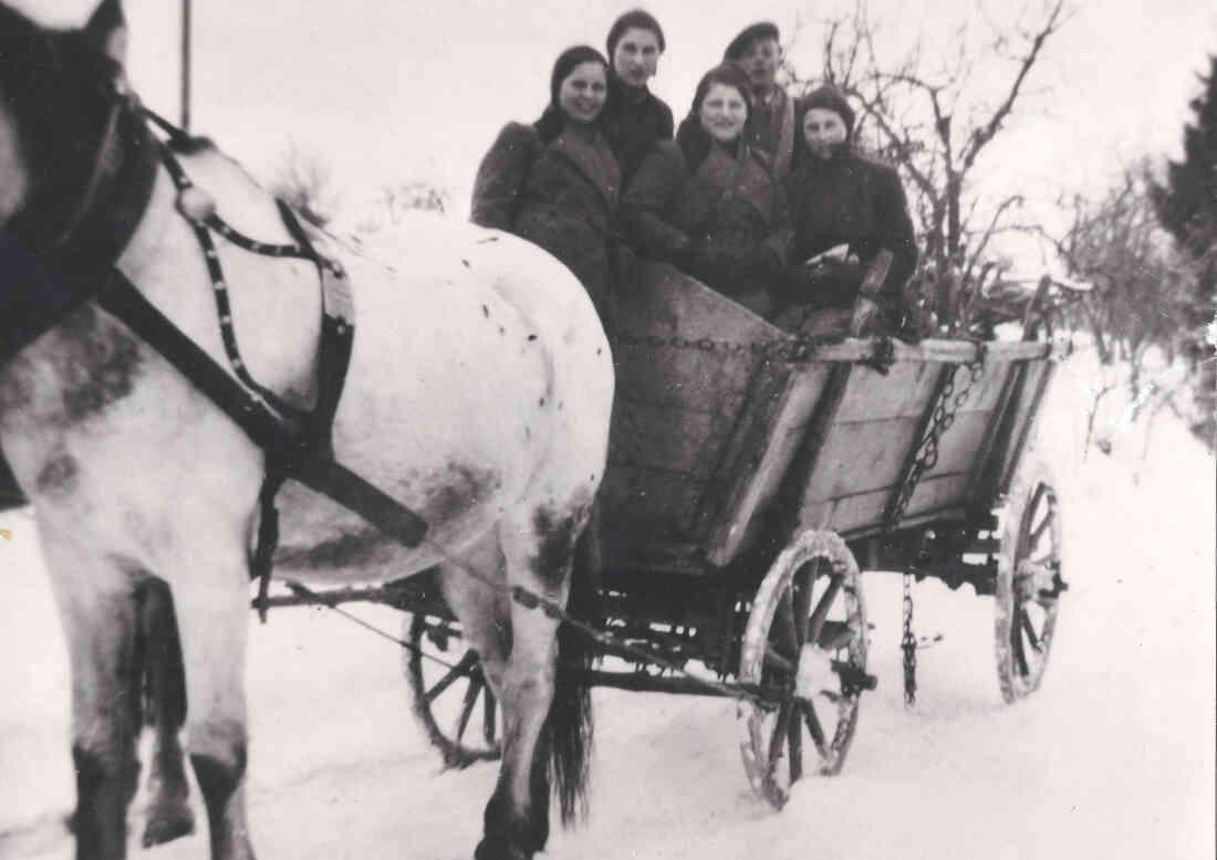 Winterliche Ausfahrt