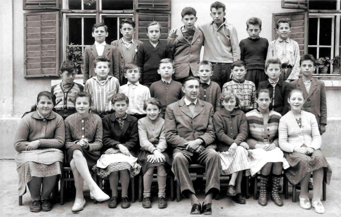 Volksschule Oberschützen Oberstufe