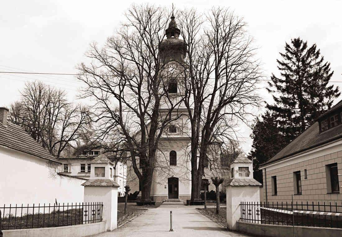 Evangelische Kirche in Oberschützen